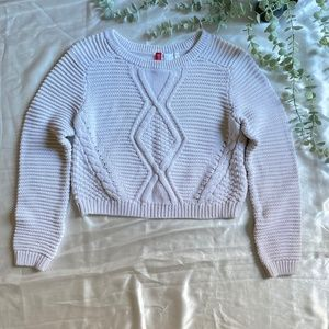 H&M Long Sleeve Knit Sweater